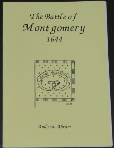 The Battle of Montgomery 1644, by Andrew Abram